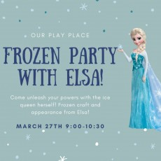 Casa Adobes-Oro Valley, AZ Events: Frozen Party with Elsa