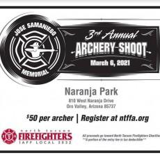 Casa Adobes-Oro Valley, AZ Events: 3rd Annual Jose Samaniego Memorial Archery Shoot