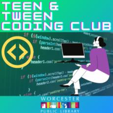 Teen & Tween Coding Club