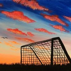 Wesley Chapel-Lutz, FL Events: In-Studio Paint Class - Post-Game Glow