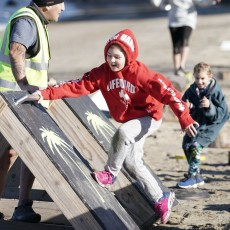 Things to do in Warwick, RI for Kids: 2021 Frozen Clam Dip & Obstaplunge, Laid-back Fitness