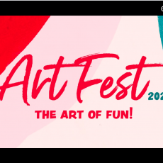 Things to do in Charleston, SC for Kids: ArtFest, Mt. Pleasant Towne Centre