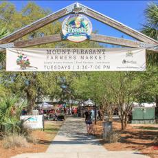 Charleston, SC Events: Mount Pleasant Farmers Market