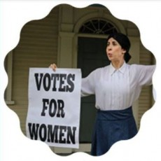 Susan B. Anthony One-Woman Show