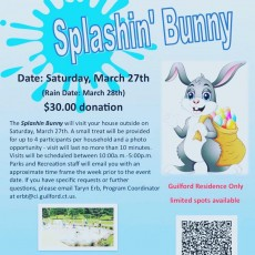 Things to do in Guilford - Old Saybrook, CT for Kids: Splashin' Bunny, The Splash Pad Guilford,CT