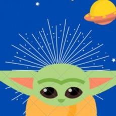 Baby Yoda Drawing Class
