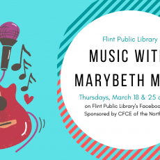 Beverly-Newburyport, MA Events: (Virtual) Music with MaryBeth Maes