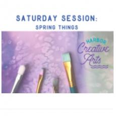 Spring Things Art Workshop