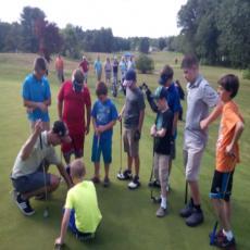 Golf Basics Summer Camp