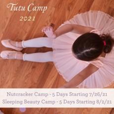Sleeping Beauty Camp, Aug. 2