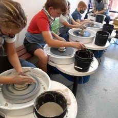 Pottery Making Camp