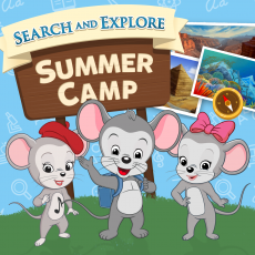 ABC Mouse Summer Camp