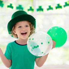 Catch a Live St. Paddy's Family Magic Show