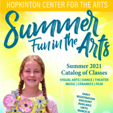 Summer Fun in the Arts (Ages 4+)