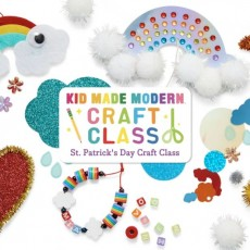St. Patrick's Day Craft Class