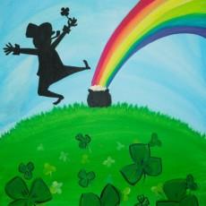 Irish Luck Family Paint Nite