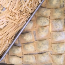 Warwick, RI Events: Mother's Day Handmade Pasta Class (Ages 8+ Family)