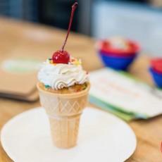 Warwick, RI Events: Ice Cream Cone Cupcakes Class (Ages 2-8 w/ Caregiver)