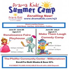 Drama Kids Summer Camp