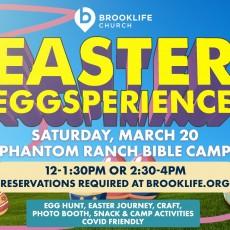 Easter Eggsperience