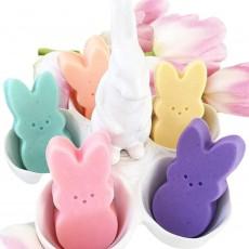 SunBasil Handmade Bunny Soaps