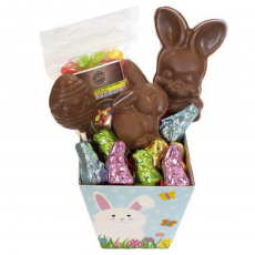 Nut Free Chocolate Easter Treats Box