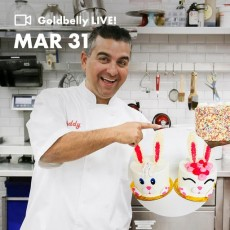 Towson, MD Events for Kids: [National] LIVE! Cook-along: Easter Bunny Cake with Buddy Valastro