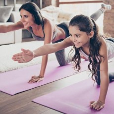 Things to do in National: Enjoy a Free & Fun Kids Fitness Class