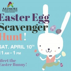 Ardmore Business Association Easter Egg Hunt