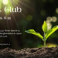 Plant Club