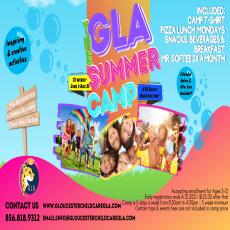 The GLA Summer Camp