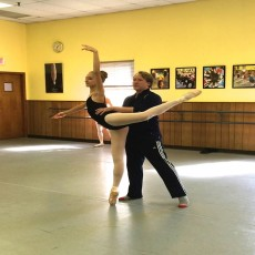 Ballet Bootcamp with Michael Breeden