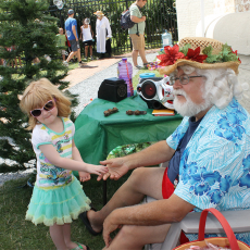 Cape May County, NJ Events: Christmas in July at the Cape May Lighthouse