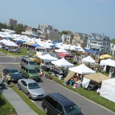 Things to do in Southern Monmouth, NJ: Annual Ocean Grove Giant Craft Show