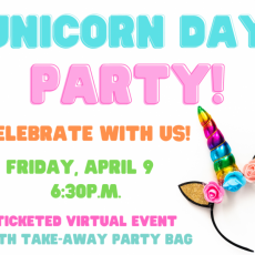 Virtual Unicorn Day Party!