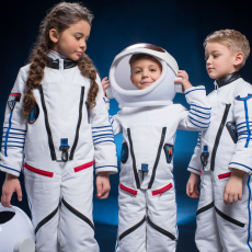 Things to do in Hulafrog at Home for Kids: Take a Journey to Space, The Intrepid Sea, Air and Space Museum
