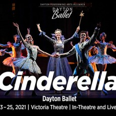 Things to do in Kettering, OH for Kids: Cinderella On Stage, Benjamin & Marian Schuster Performing Arts Center