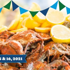 Things to do in Myrtle Beach, SC for Kids: World Famous Blue Crab Festival 2021, The World Famous Blue Crab Festival