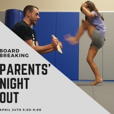 Warwick, RI Events: Board Breaking Parents' Night Out