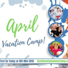 Warwick, RI Events: April Vacation Day Camp (Pay by the day/ Save by the week!)