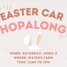 Easter Car Hopalong