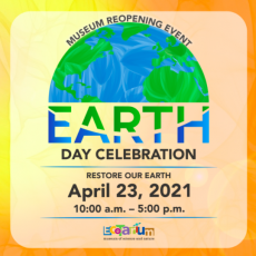 Earth Day Celebration & Reopening Day!