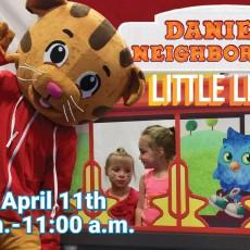 Daniel's Neighborhood Little Leapers