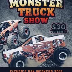 Deptford-Monroe Township, NJ Events: MONSTER TRUCK SHOW