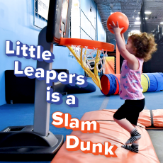 Things to do in Melrose-Somerville, MA for Kids: Little Leapers, Sky Zone Everett