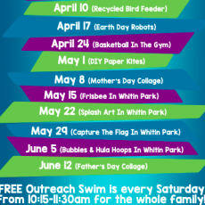 Things to do in Shrewsbury-Marlborough, MA for Kids: FREE Saturday Morning Fitness & Fun, Whitin Community Center