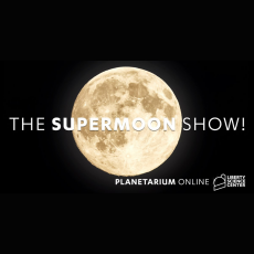 Things to do in Hulafrog at Home: Tune in for The Supermoon Show