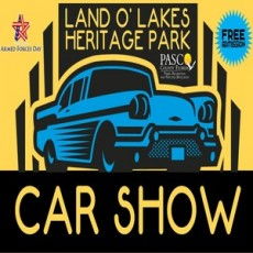 Wesley Chapel-Lutz, FL Events: Heritage Park Car Show