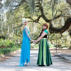 Things to do in Charleston, SC: Meet & Greet The snow princesses at Joey Donuts.