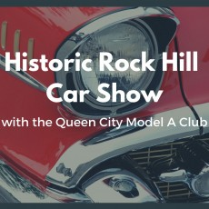 Things to do in Rock Hill, SC: Historic Rock Hill Car Show
